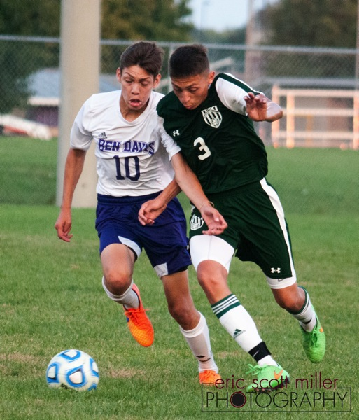 Varsity Soccer — Arsenal Tech H.S. at Ben Davis H.S.