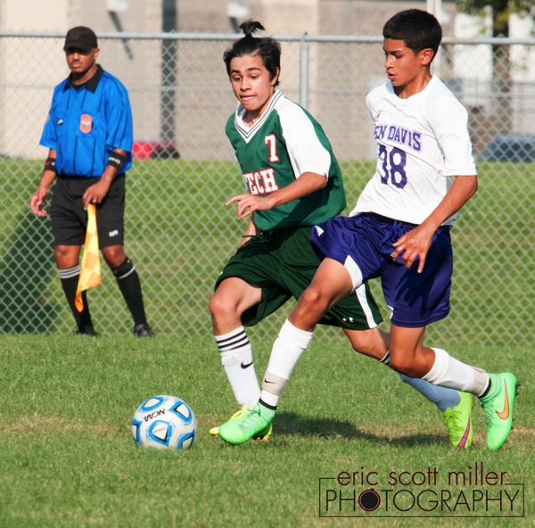 JV Soccer — Arsenal Tech H.S. at Ben Davis H.S.